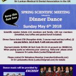 Spring meeting and AGM on Sunday the 6th of May 2018